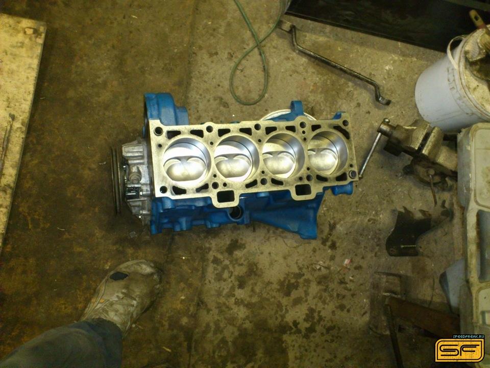 Капитальный ремонт двигателя ваз 2109 ремонт своими руками 94