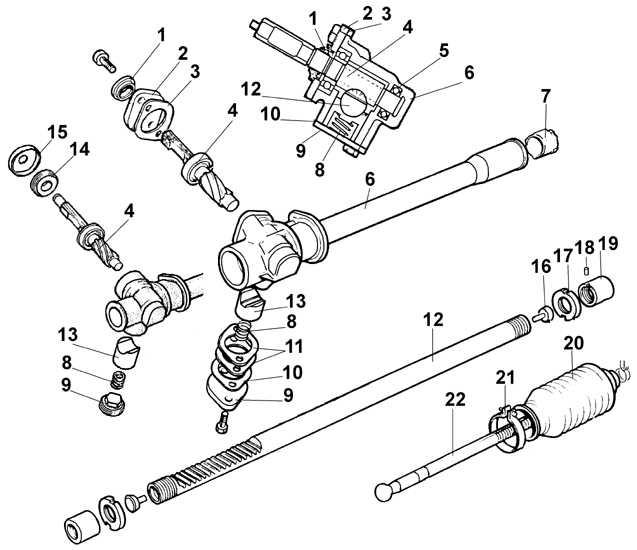 Замена рулевой рейки своими руками на форде фокусе 2
