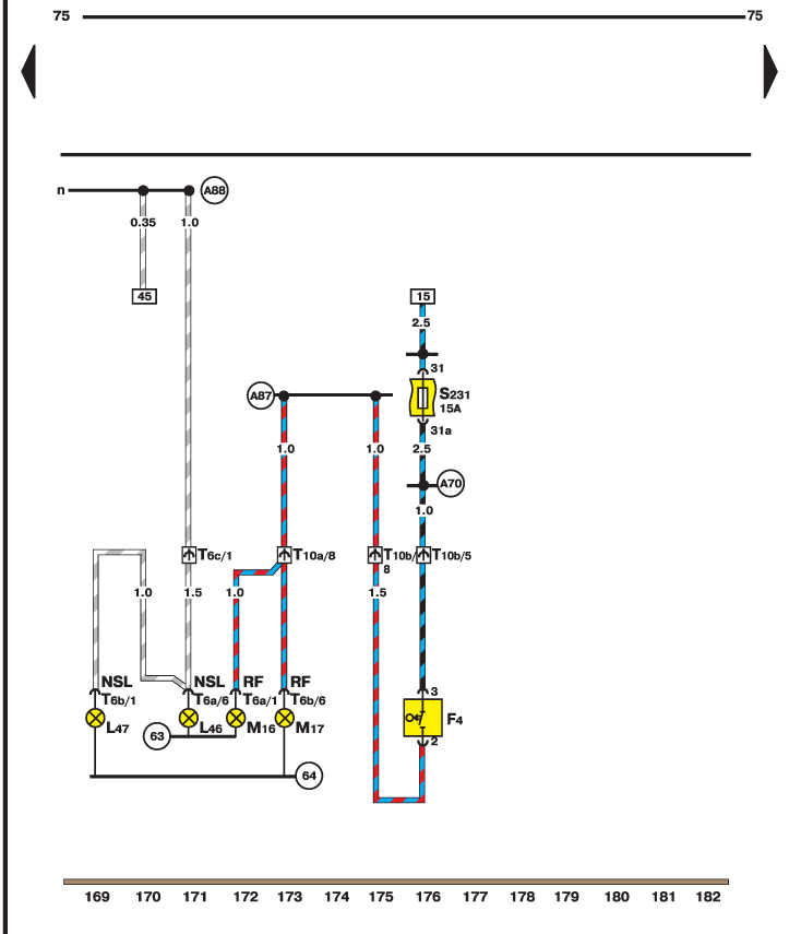 Схема фар на фольксваген пассат б5
