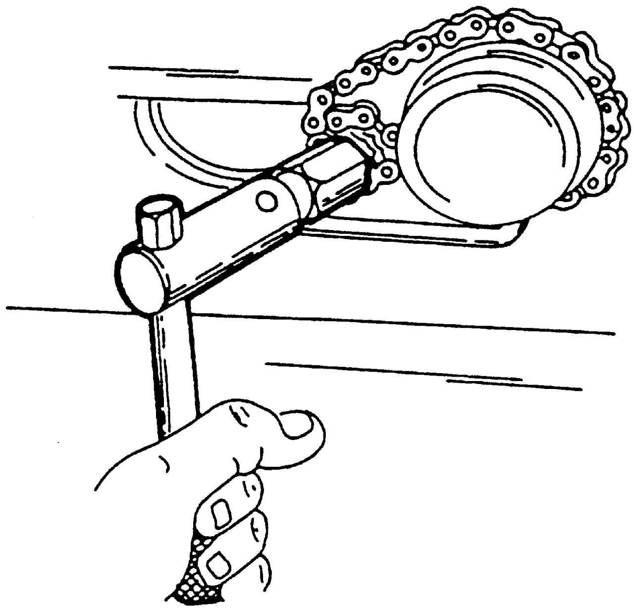 Ключ для снятия фильтра своими руками