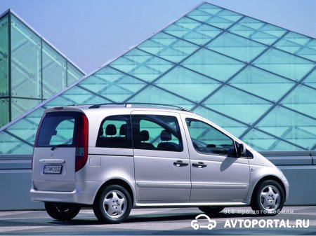 Mercedes-Benz Vaneo 1.9 Family