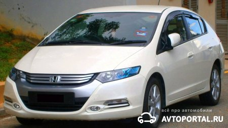 Тест – драйв Honda Insight