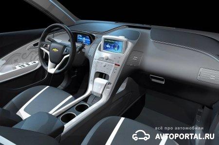 Тест-драйв Chevrolet Volt