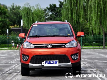 Тест-драйв Great Wall Haval M4