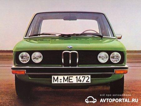 Тест-драйв BMW 520 E12